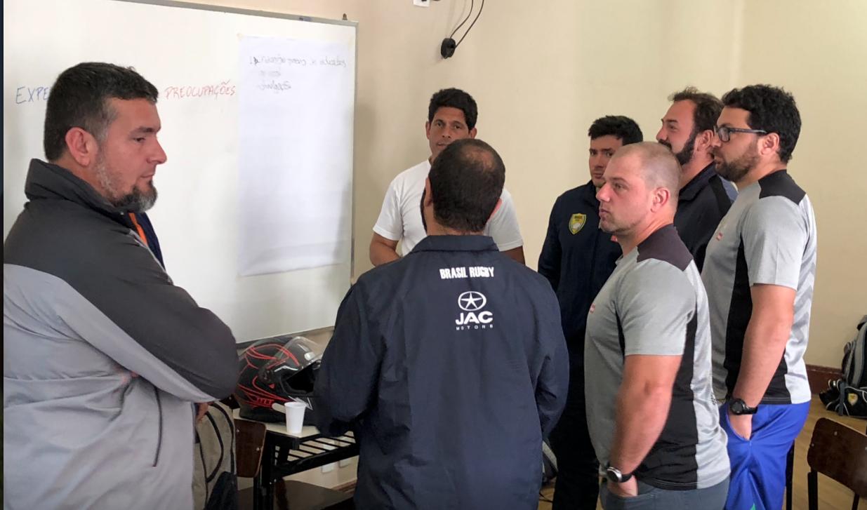 Conferencia 2019 de Trainers y Educators de Sudamérica Rugby