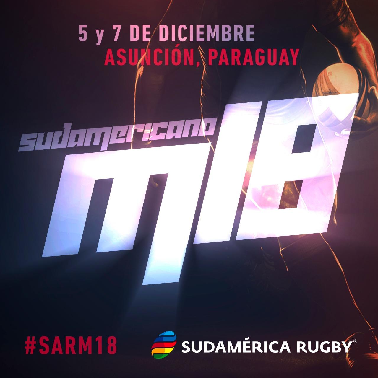 #SARM18 Challenge en Paraguay