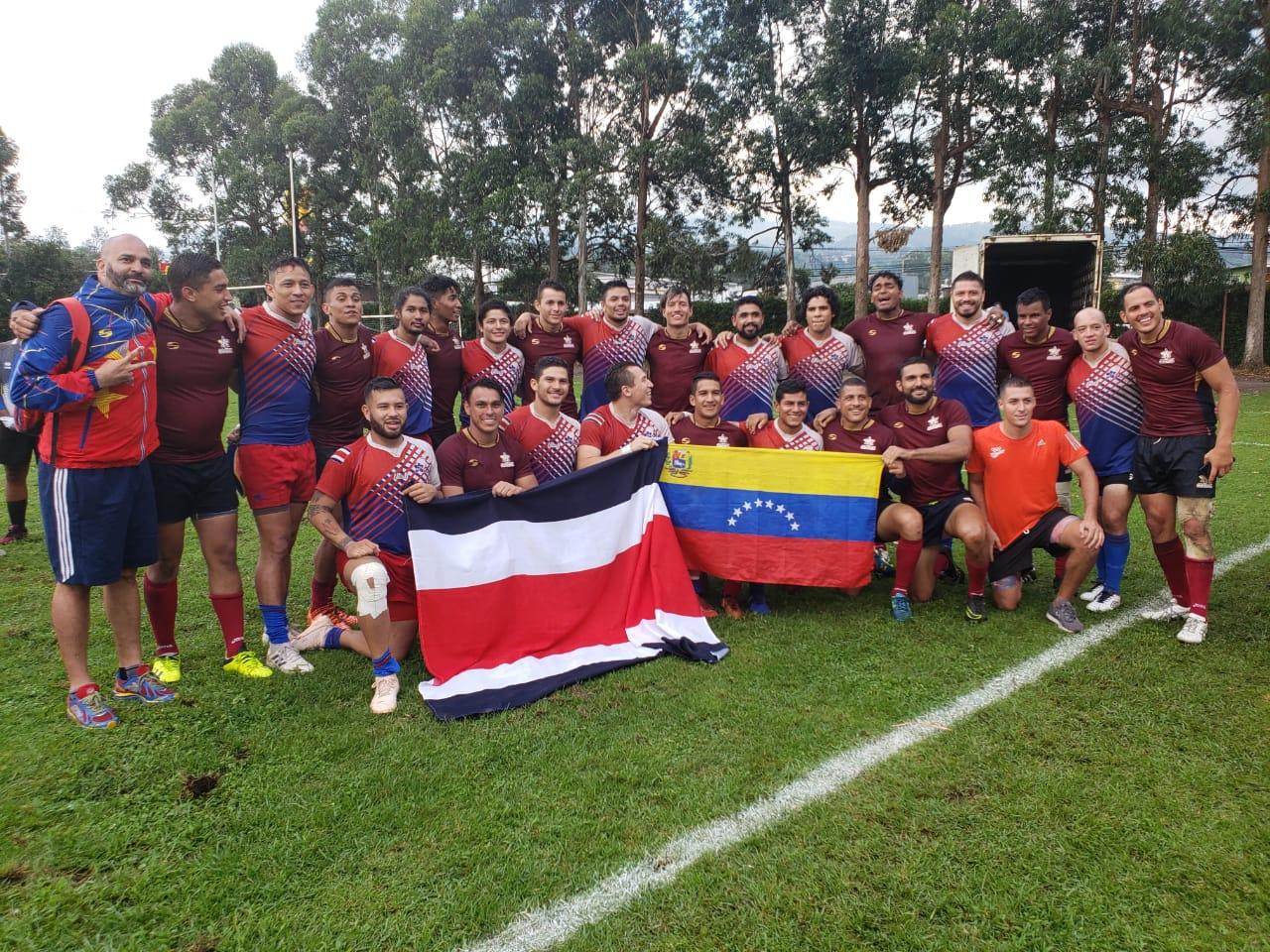 Exitoso torneo en Costa Rica