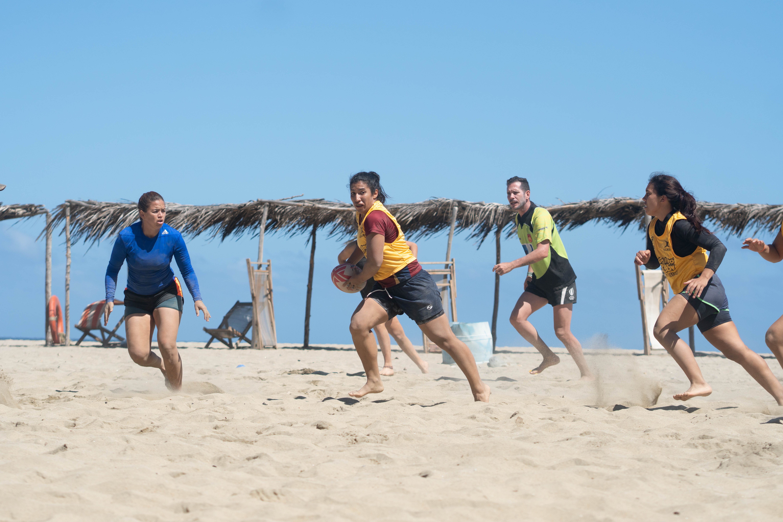 Rugby venezolano inicia preparación para Suramericanos de Playa Rosario 2019