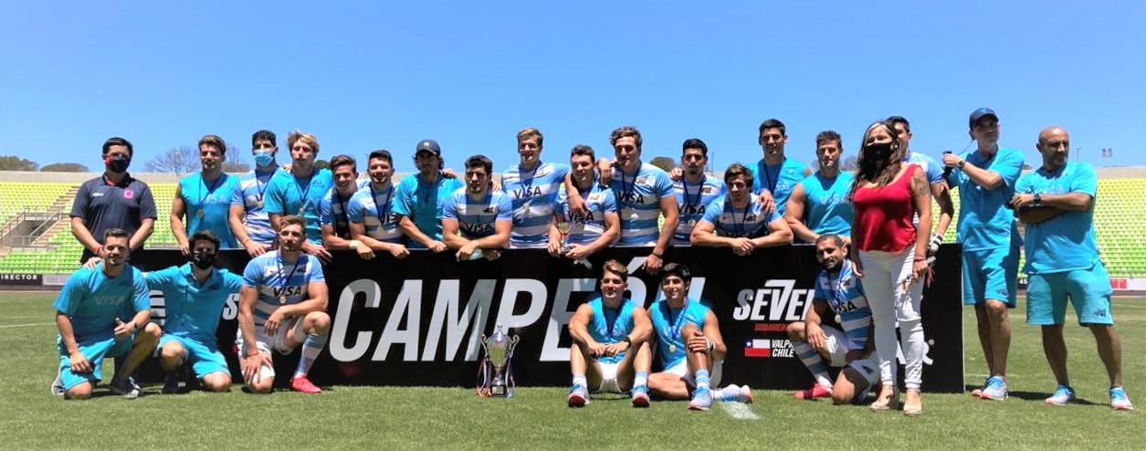 Argentina se consagró campeón