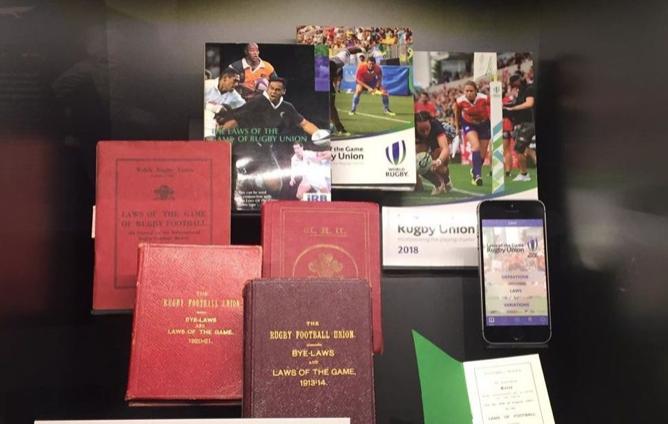 Está disponible la versión 2020 de las Leyes del Rugby