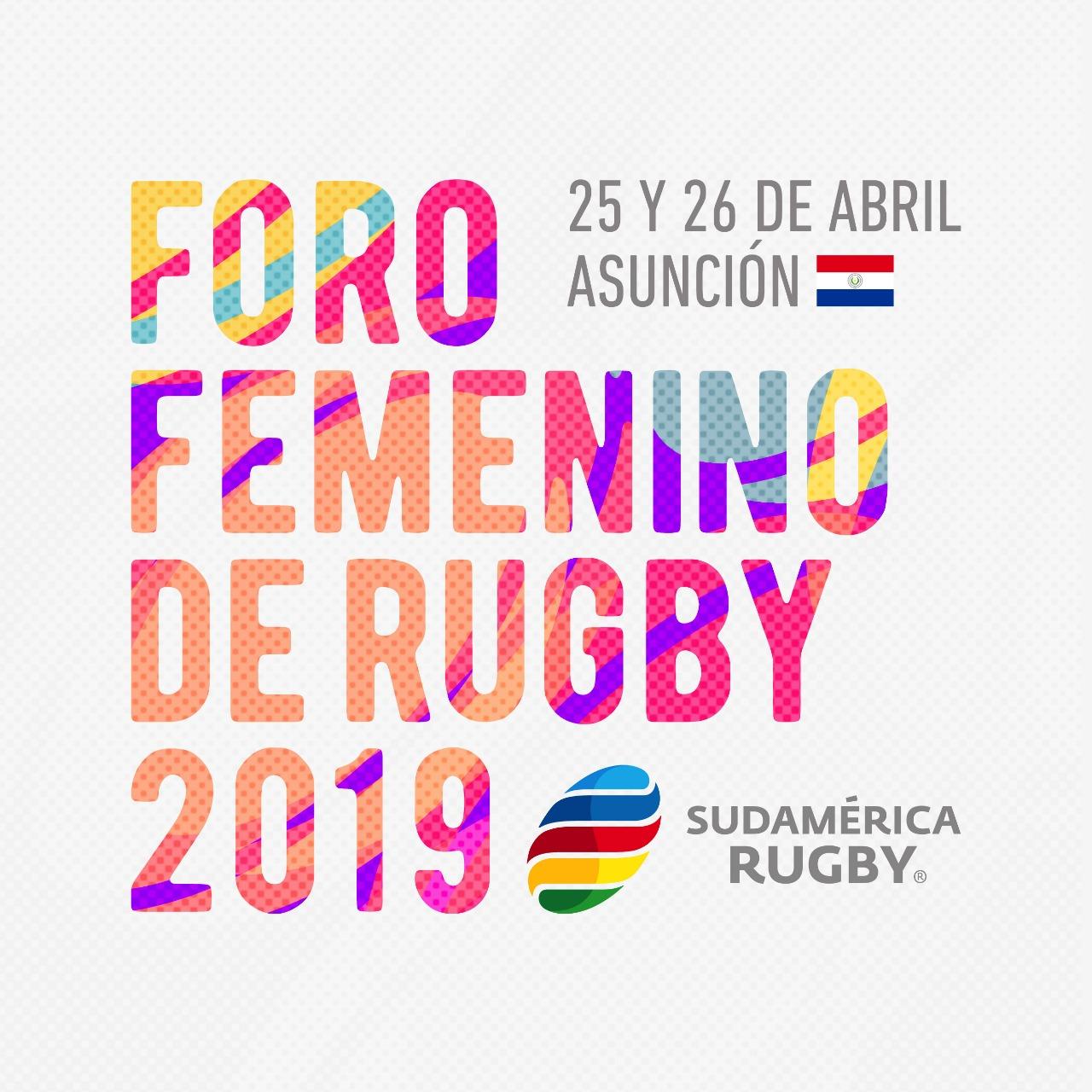 Se realizará el Primer Foro Femenino de Sudamérica Rugby