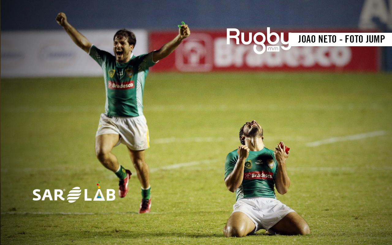 João Neto en Rugby 8MM