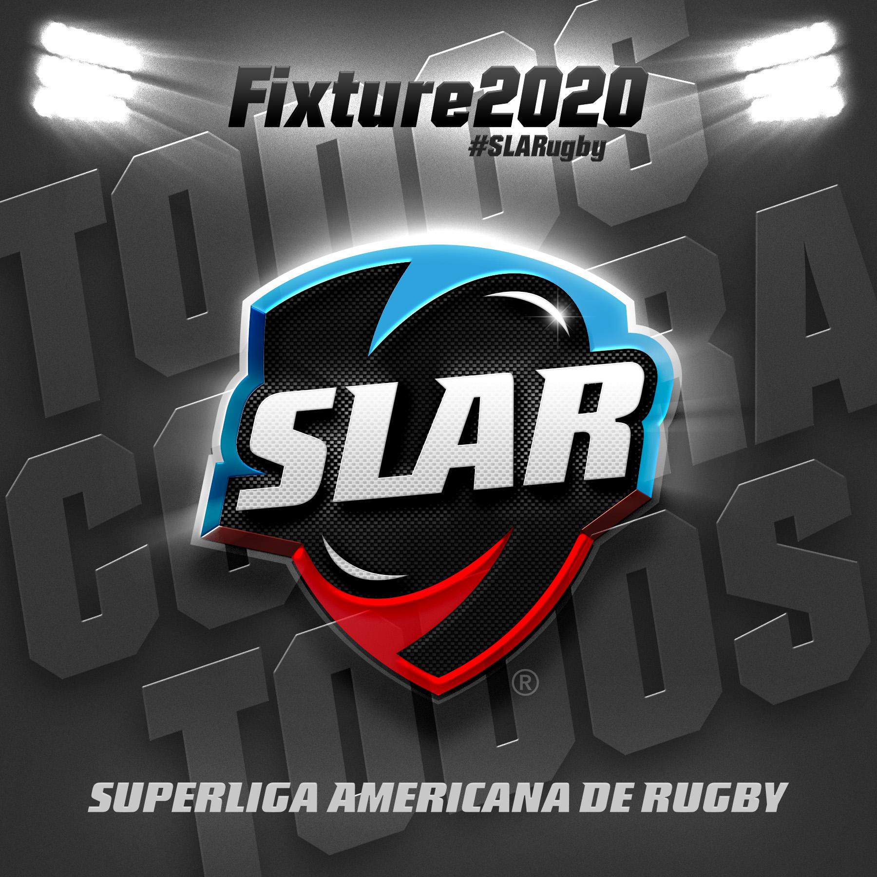 La Superliga Americana de Rugby tiene fixture