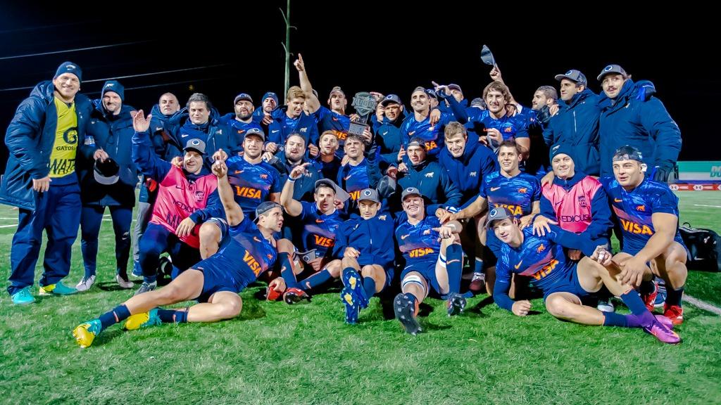 #ARC2019 - Argentina XV nuevamente campeón
