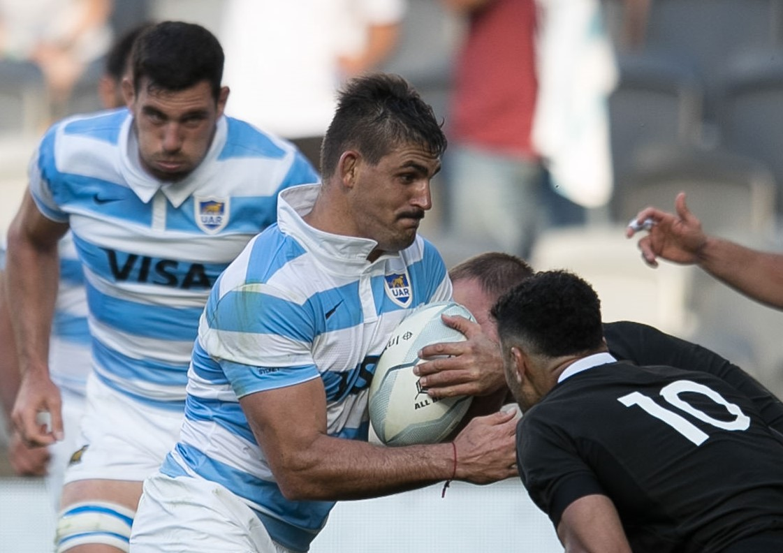 Los Pumas le ganaron a los All Blacks