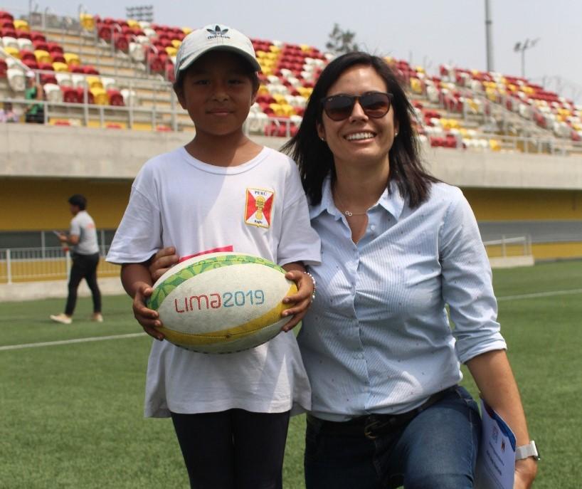 Dos sudamericanas reciben la Beca de Liderazgo Ejecutivo Femenino de World Rugby