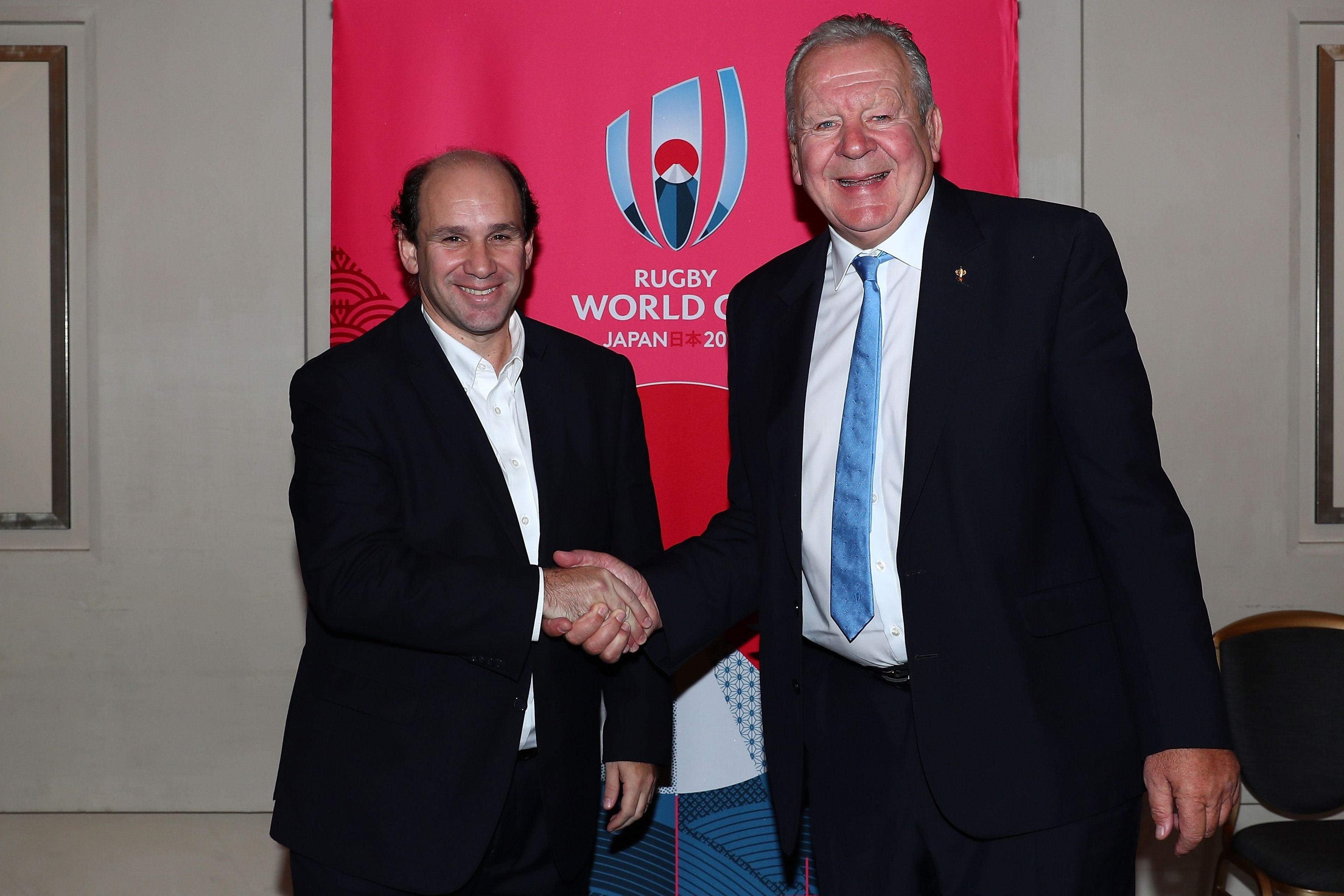 Uruguay recibe la bienvenida en el Consejo de World Rugby