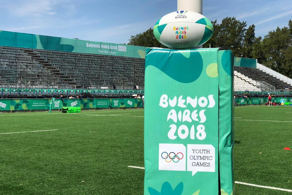 Rugby sevens encenderá Buenos Aires 2018