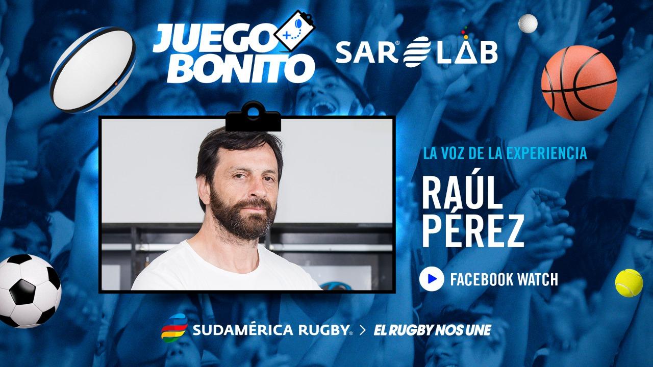 Juego Bonito | Raúl Pérez