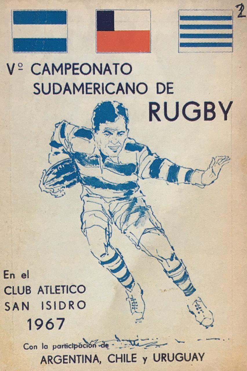 1967 - Argentina, superior en casa