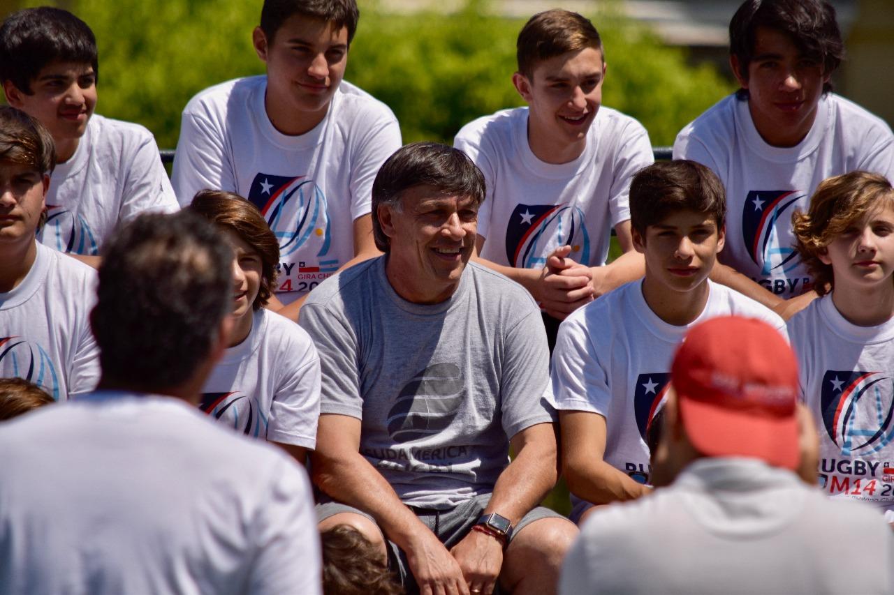 Se pone en marcha la Sudamérica Rugby Academy