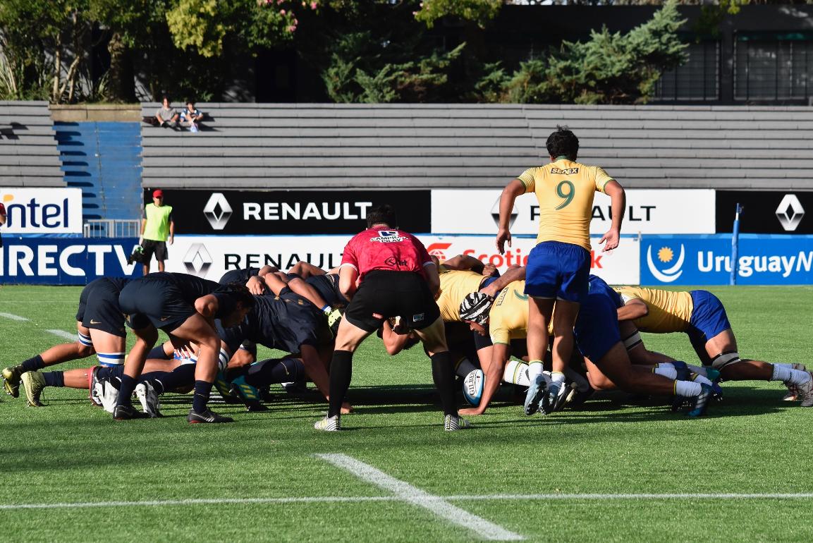 World Rugby y la UAR acuerdan la extensión de la ley experimental del scrum