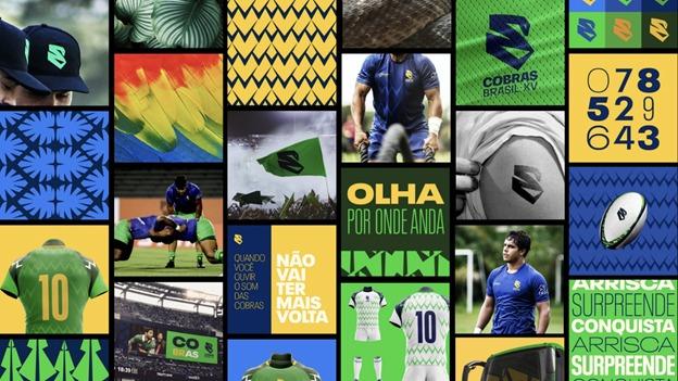 Reconocimiento mundial para Cobras Brasil XV