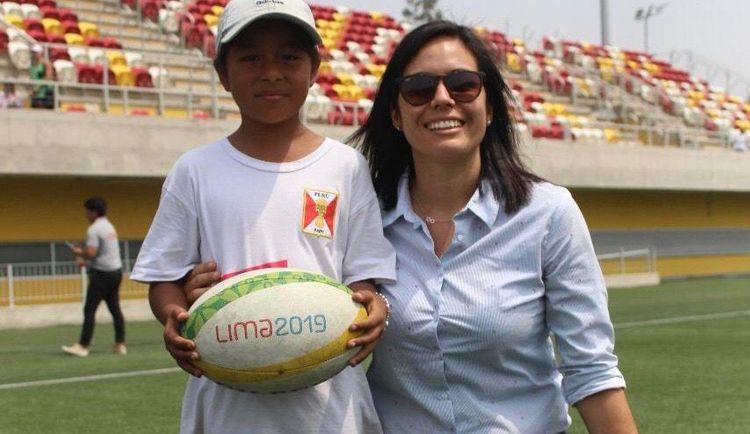 El rugby peruano en buenas manos