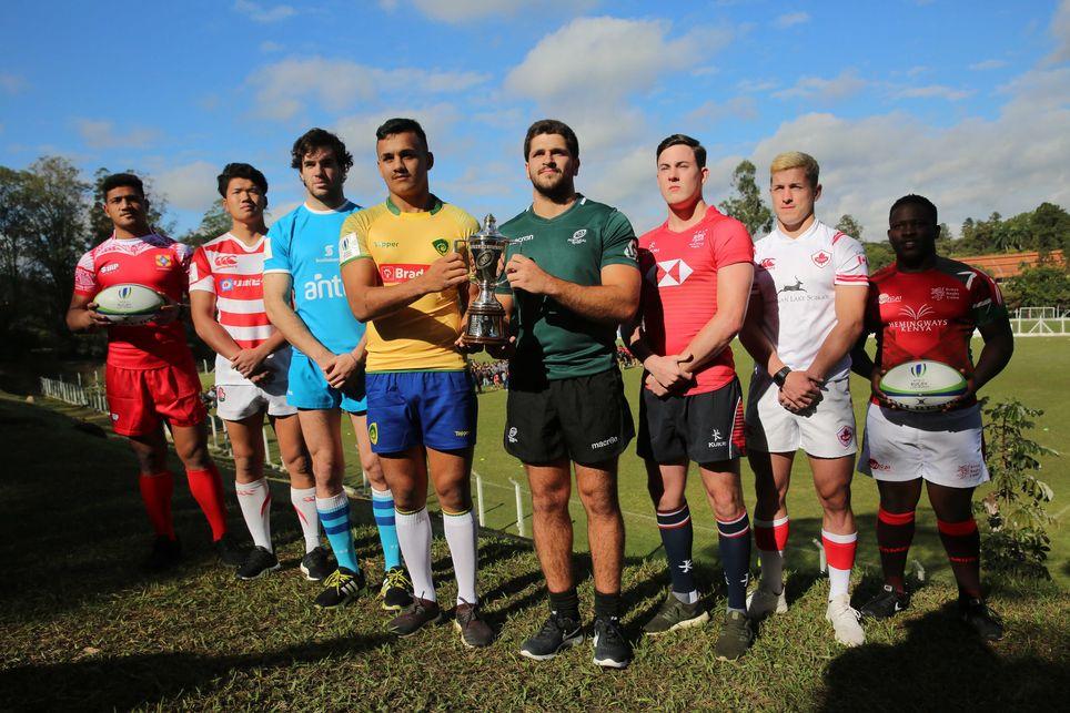 Brasil y Uruguay competirán en el U20 Trophy