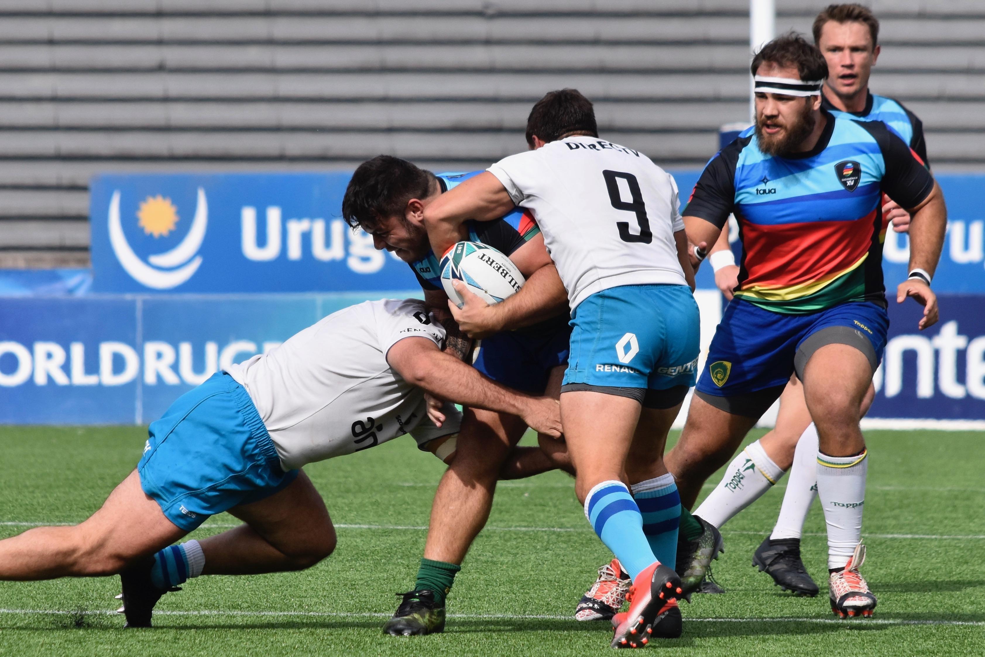 World Rugby exigirá se cumpla la regla en el tackle