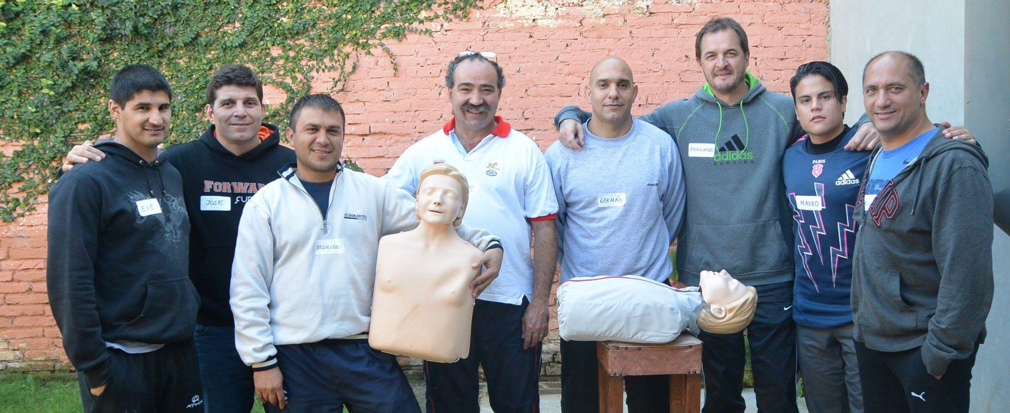 Capacitación del Área Médica SAR en Santa Fe