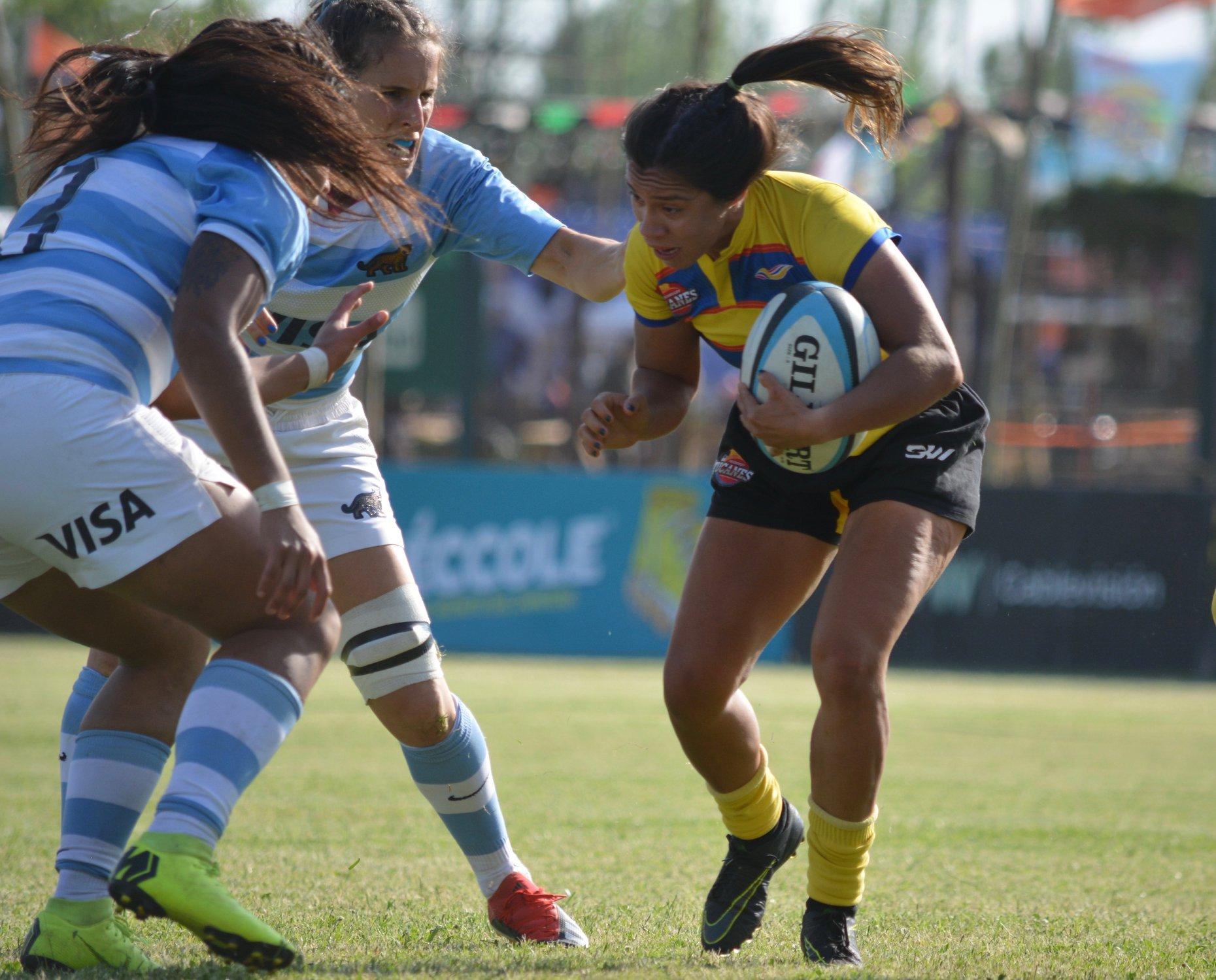 Argentina y Colombia jugarán elHSBC World Rugby Sevens Challenger Series femenino