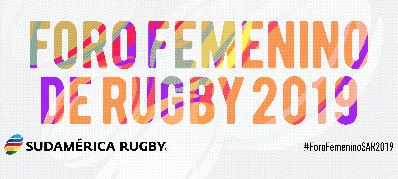 #ForoFemeninoSAR2019 - participará World Rugby