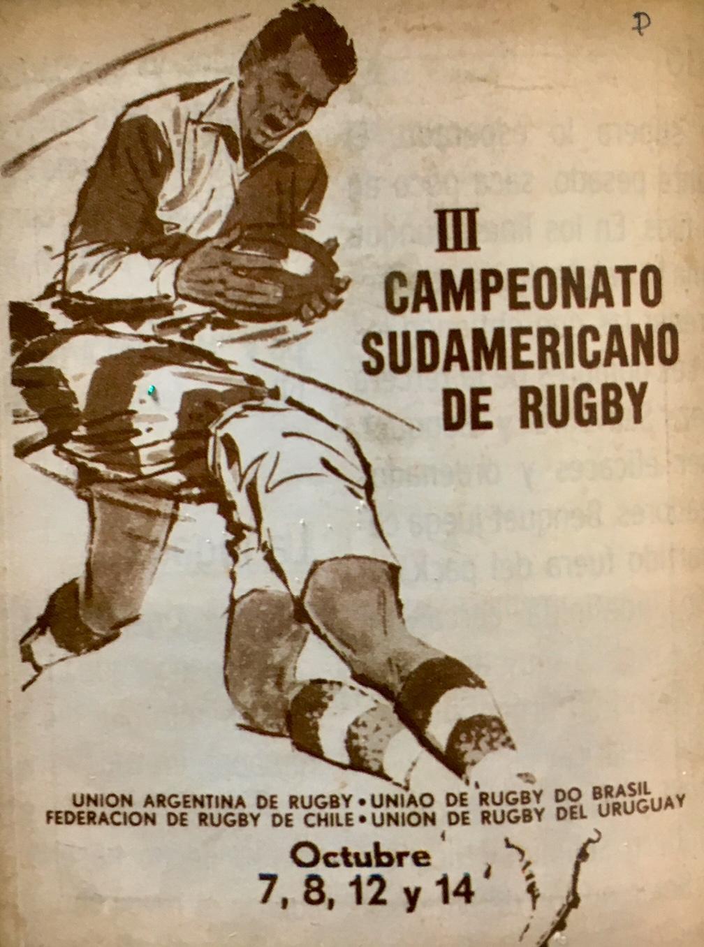 1964 - En San Pablo, Argentina aseguró su futuro internacional