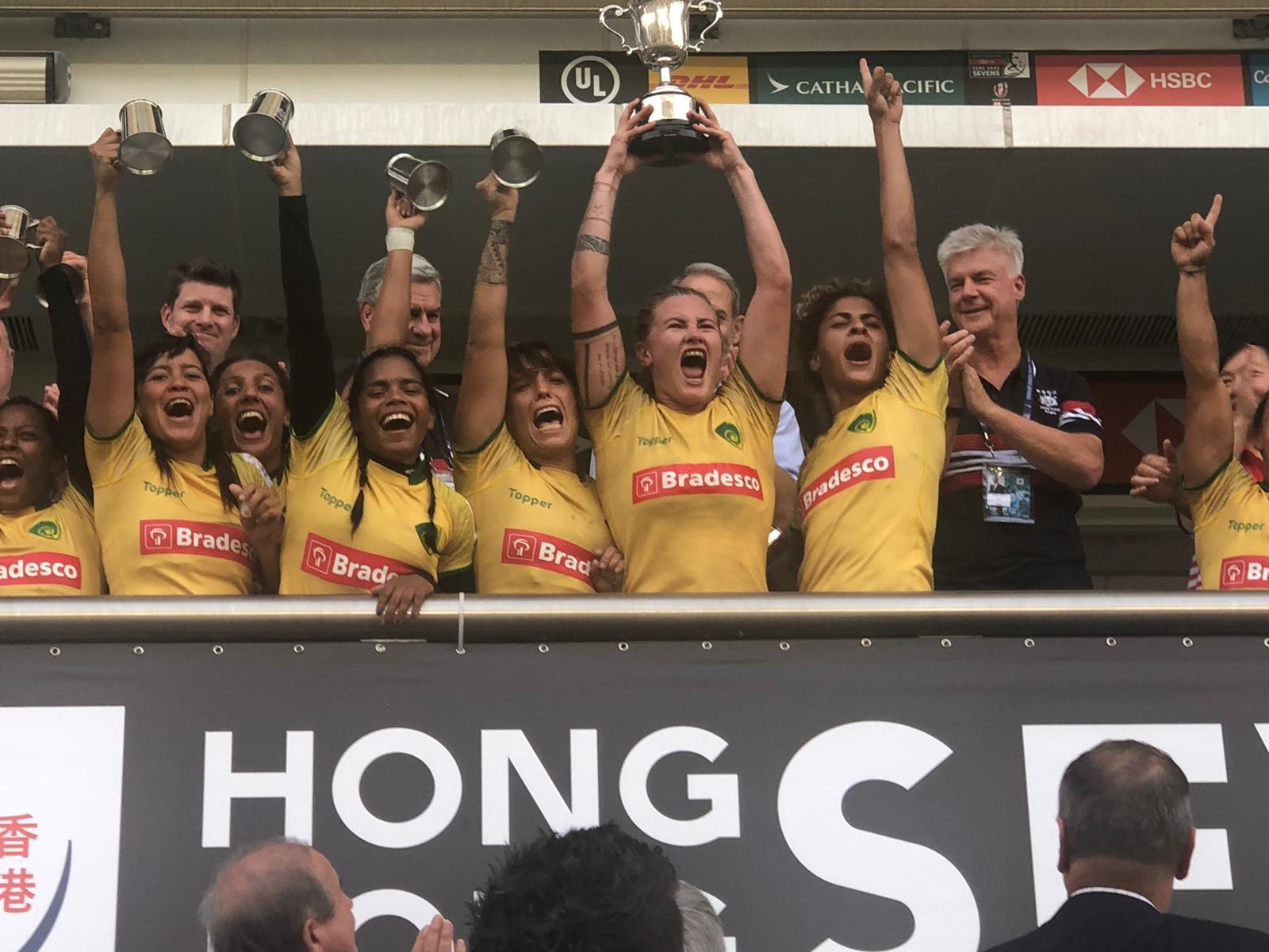Parabéns Yaras! Clasifican al World Rugby 7s