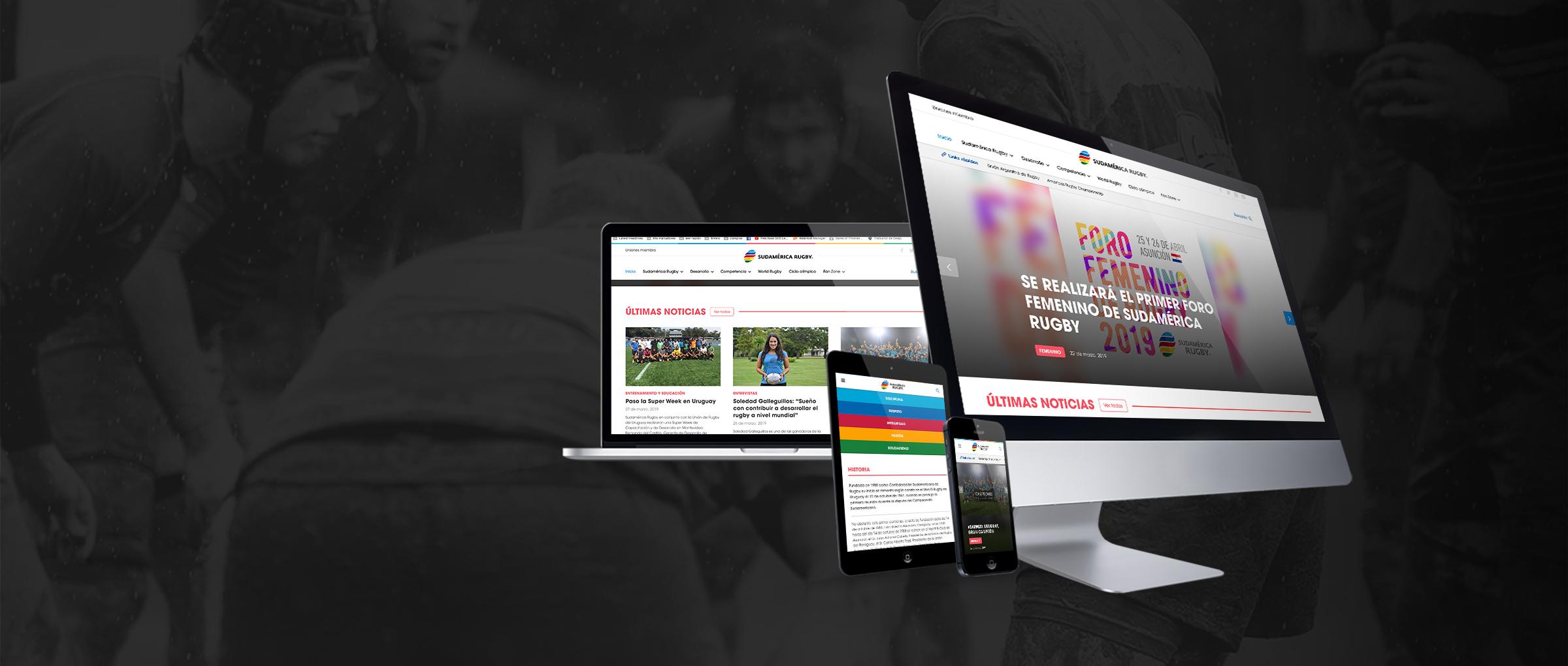 Sudamérica Rugby se renueva