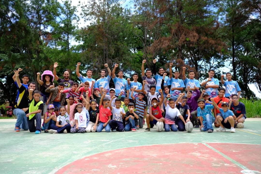 Venezuela: Club Deportivo Nómadas galardonado por su proyecto social