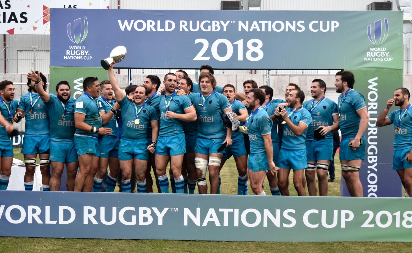 Los Teros defenderán el título en la Nations Cup