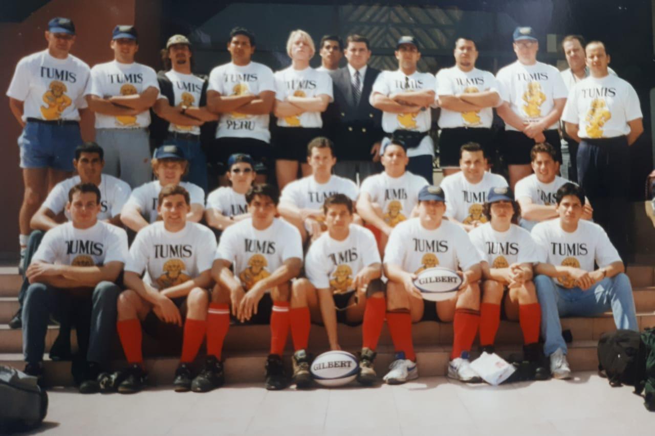 Tumis y Perú son sinónimos de rugby en dicho país