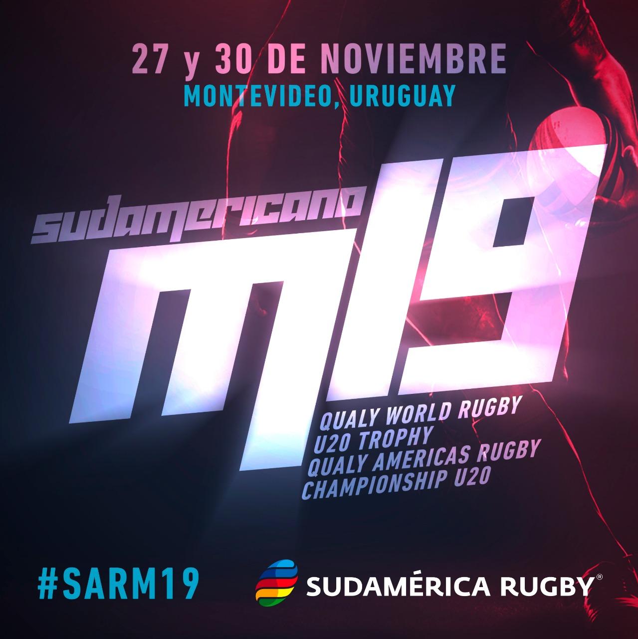 Se juega el Sudamericano M19 en Montevideo