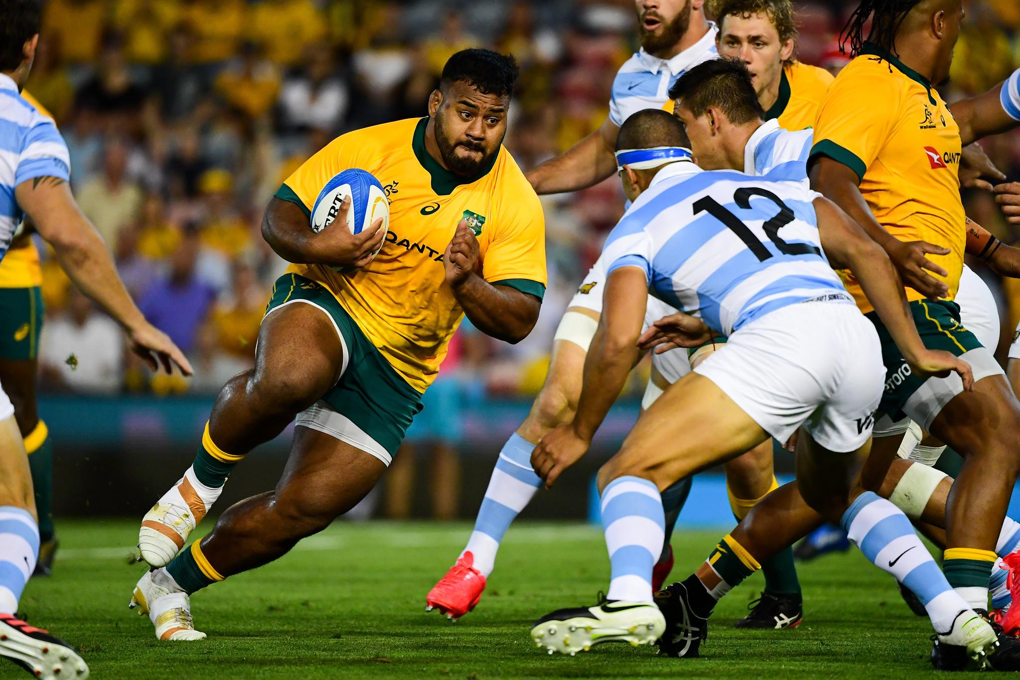 Empate entre Los Pumas y Australia