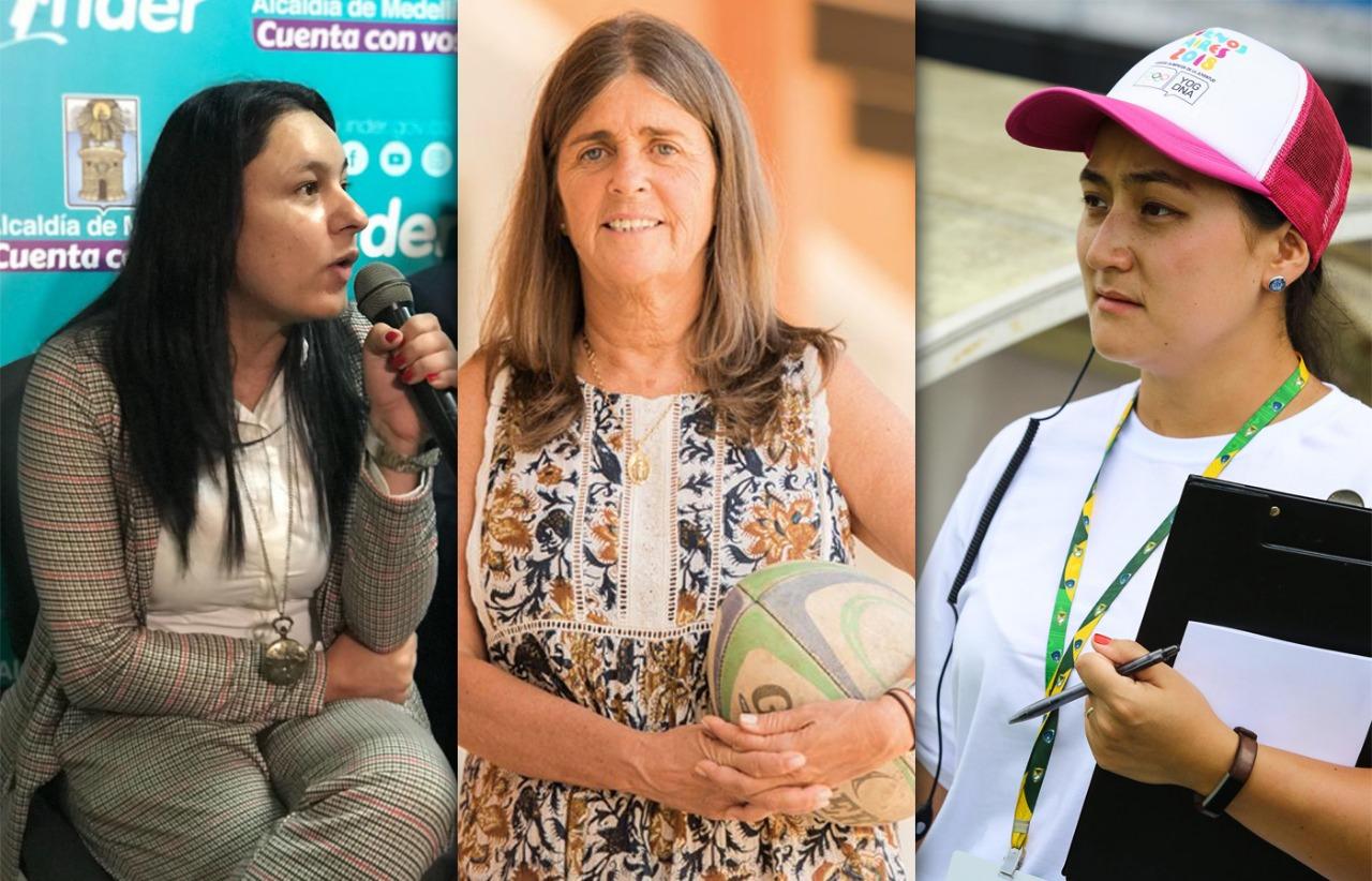 Otorgan tres Becas de Desarrollo Ejecutivo de Liderazgo de Mujeres en el Rugby