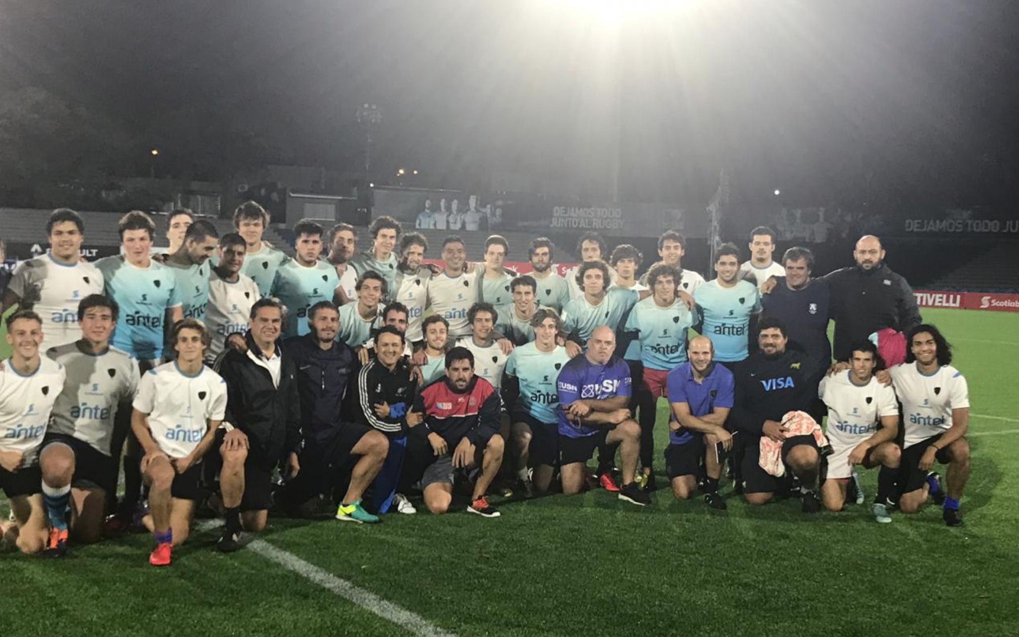 Se realizó la primera Academia de Sudamérica Rugby
