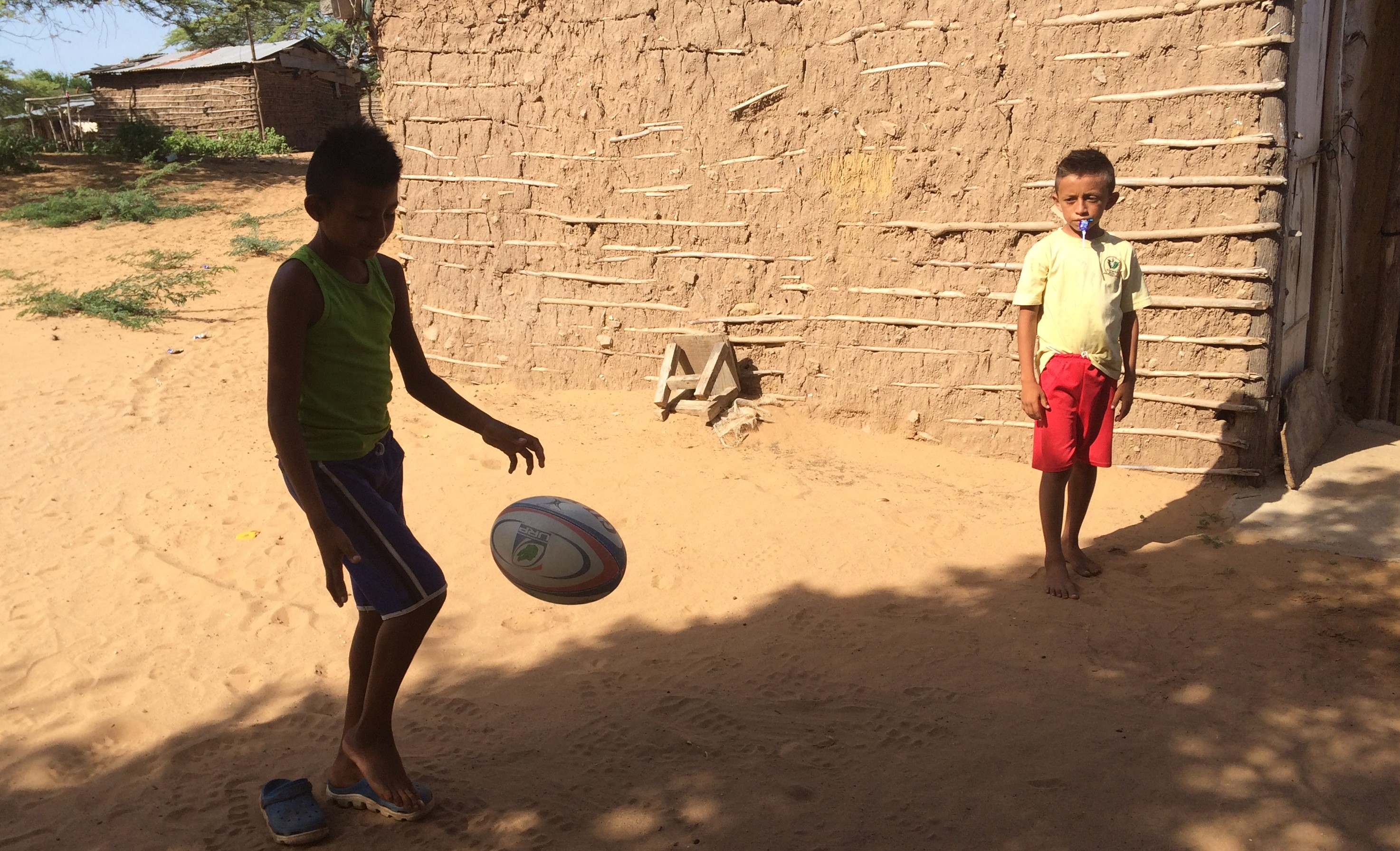 Rugby, Cactus y un Tackle a la Esperanza