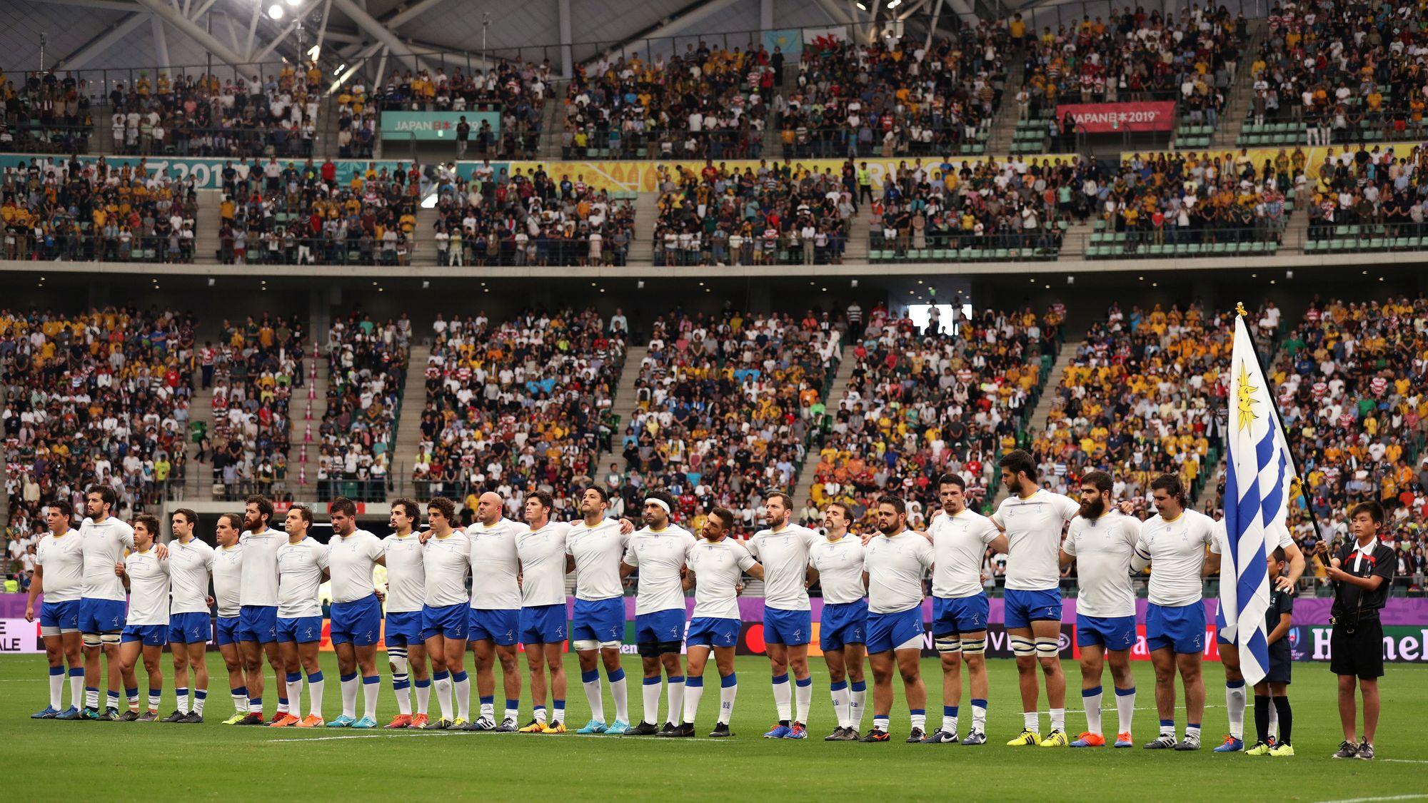 Uruguay cayó con Australia