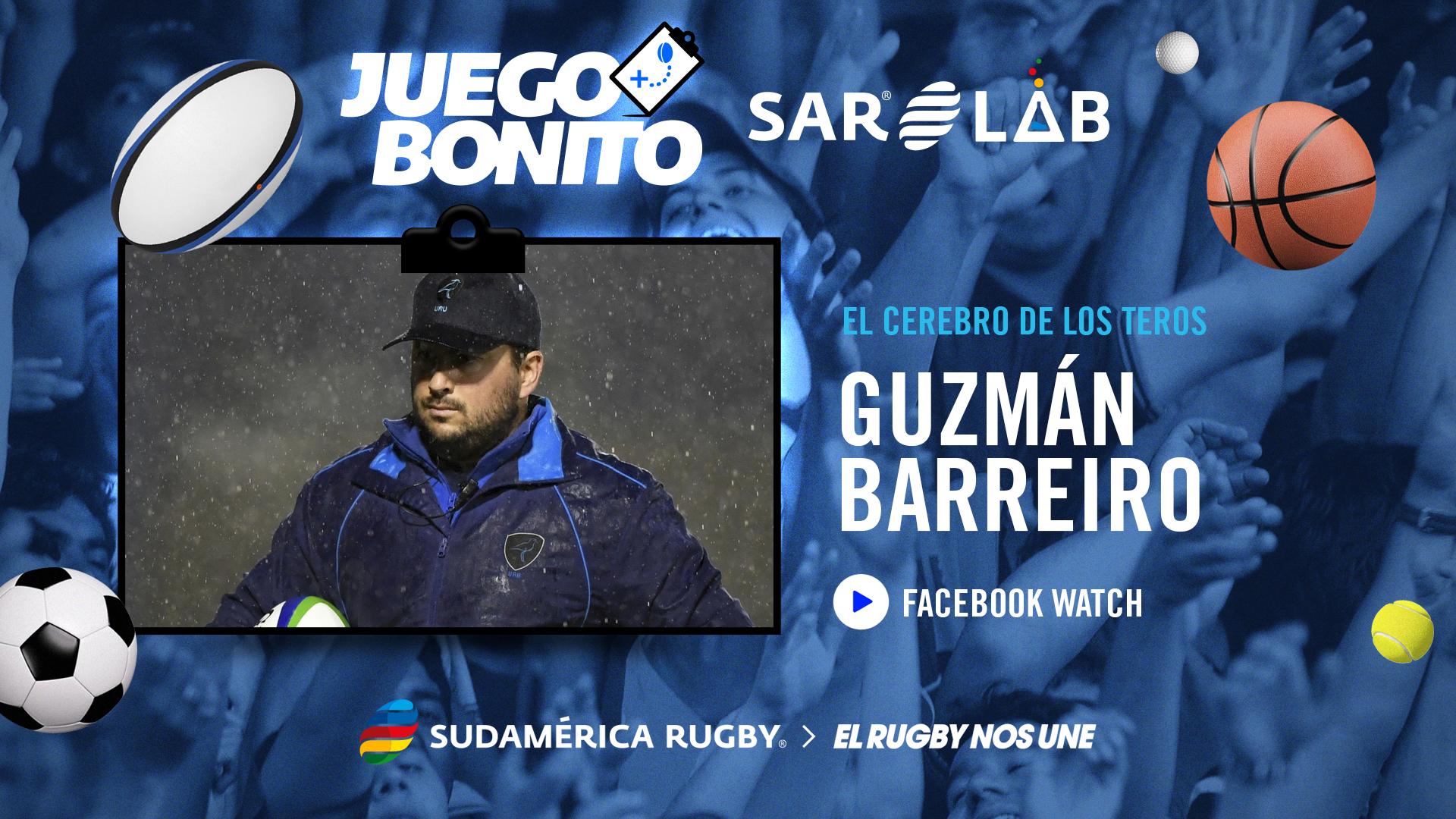 Juego Bonito | Guzmán Barreiro