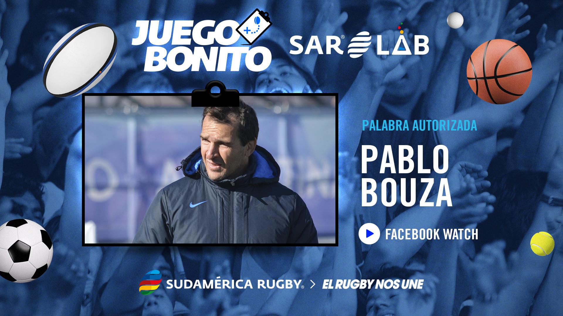 Juego Bonito | Pablo Bouza