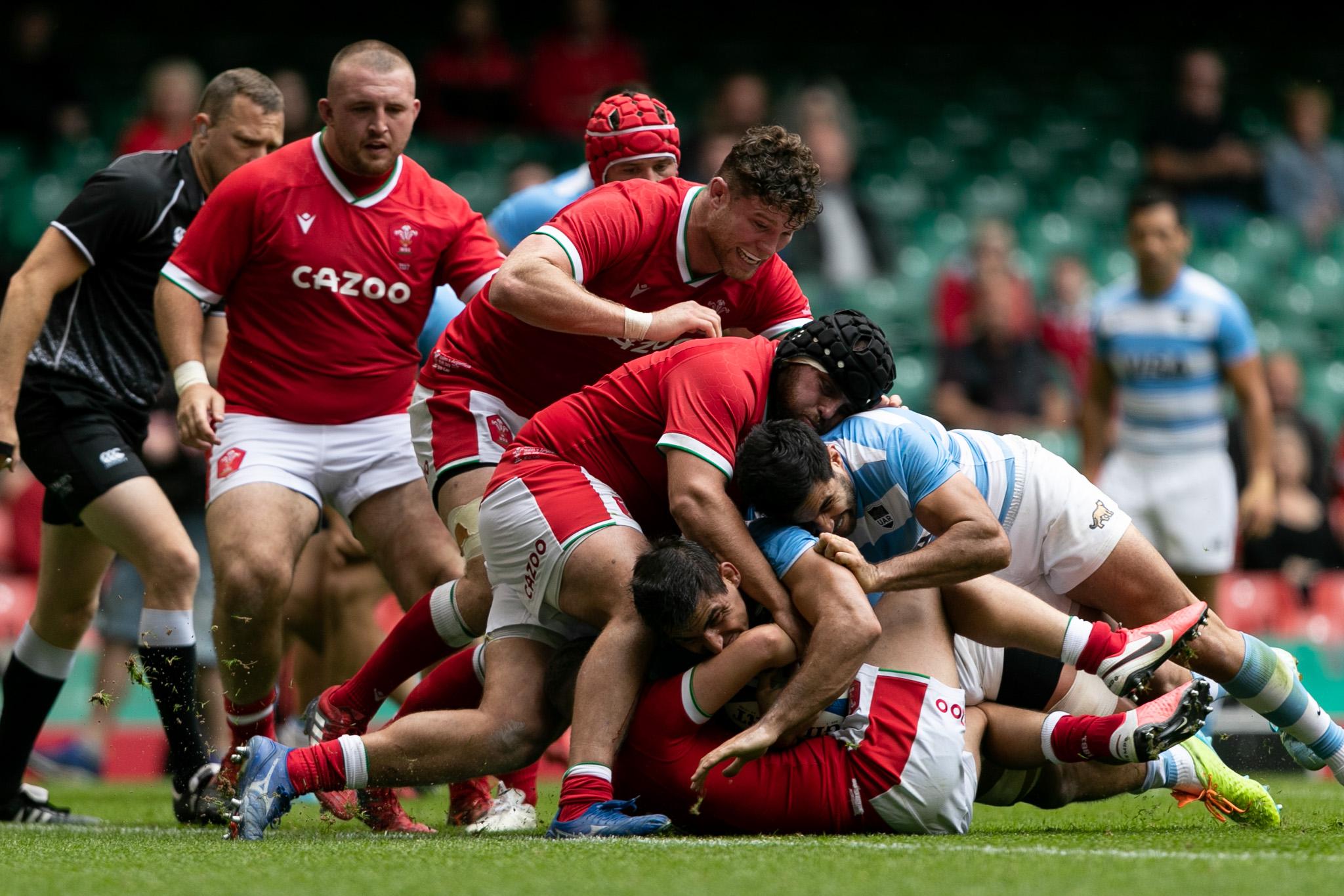 Pruebas a las leyes en el Rugby Championship