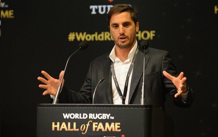 La presidencia de World Rugby en juego