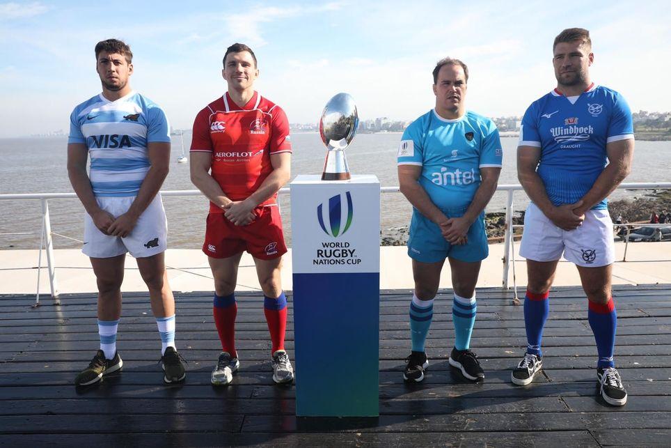 Sigue EN VIVO el World Rugby Nations Championship que servirá de preparación para RWC 2019