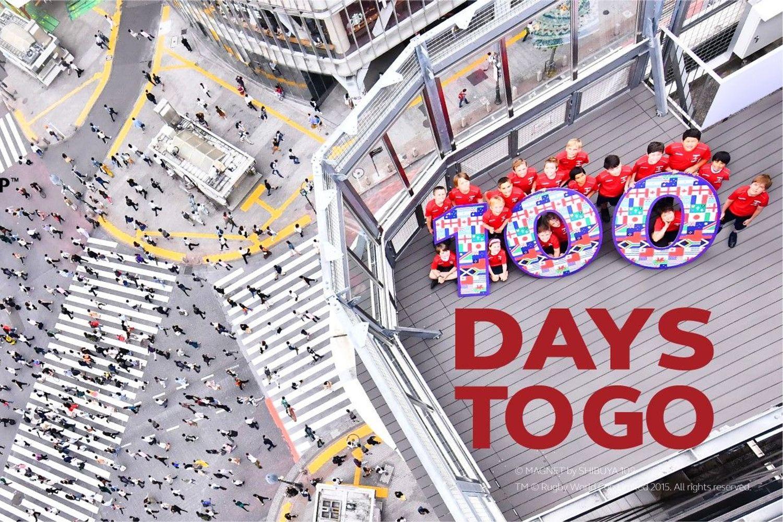 Todo listo a 100 días del comienzo, para Rugby World Cup 2019 en Japón