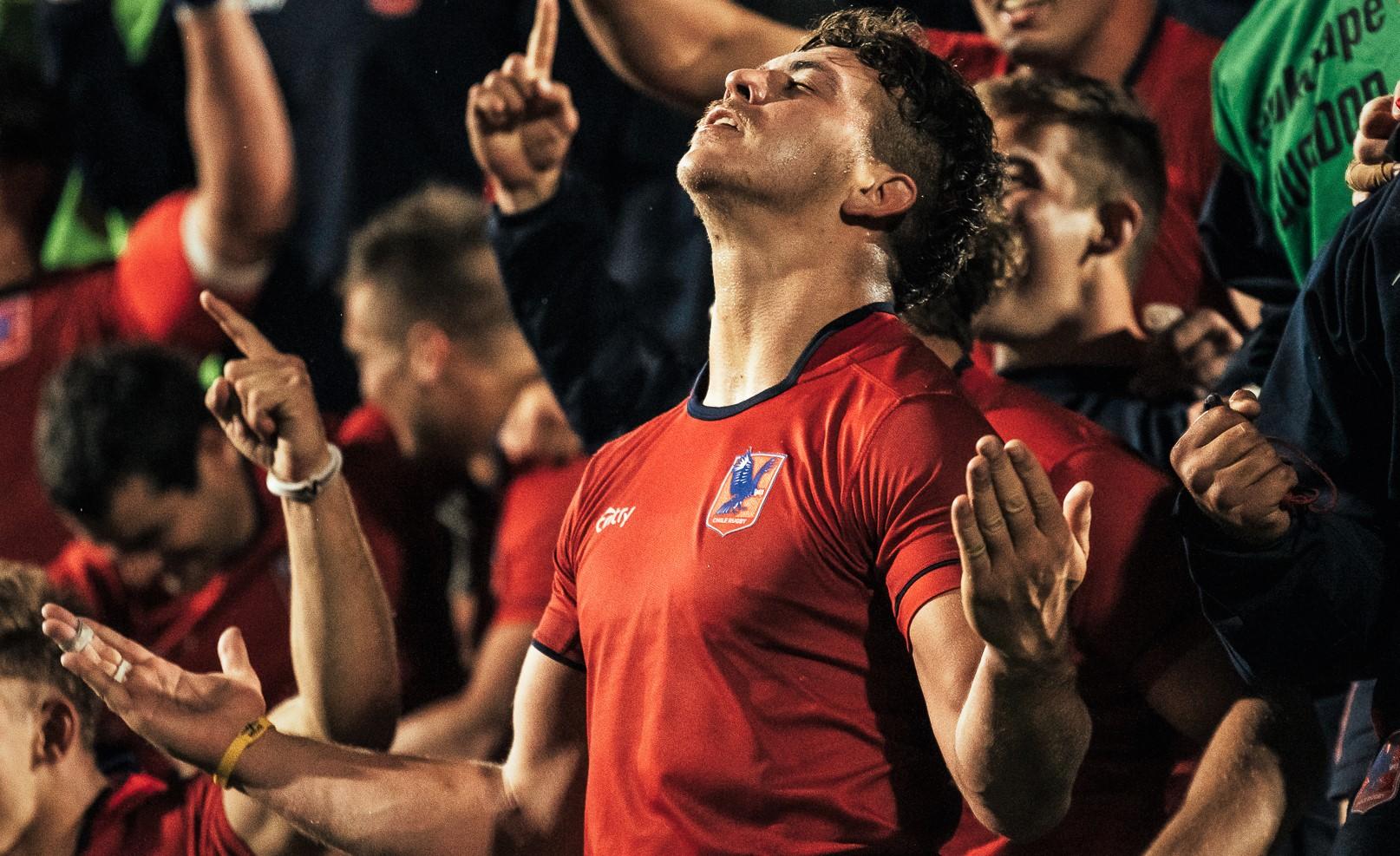 Chile XV lo ganó gracias a la defensa