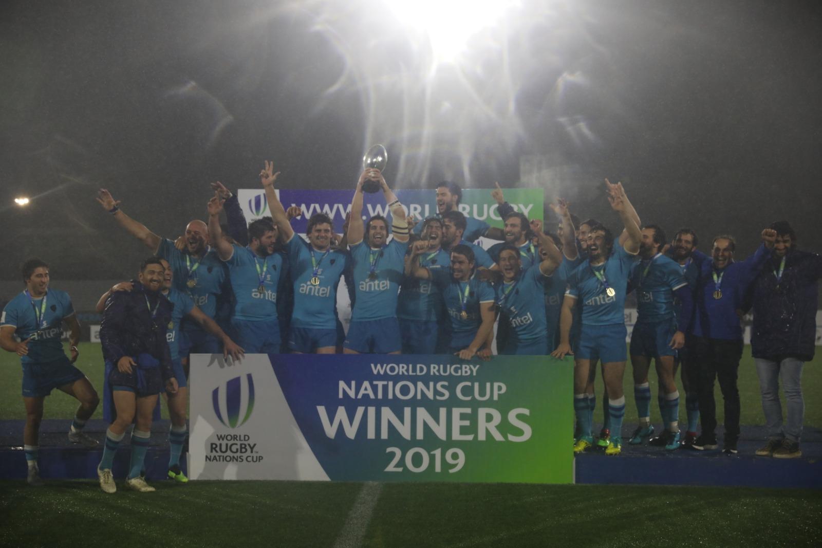 Los Teros se quedan nuevamente con la Nations Cup
