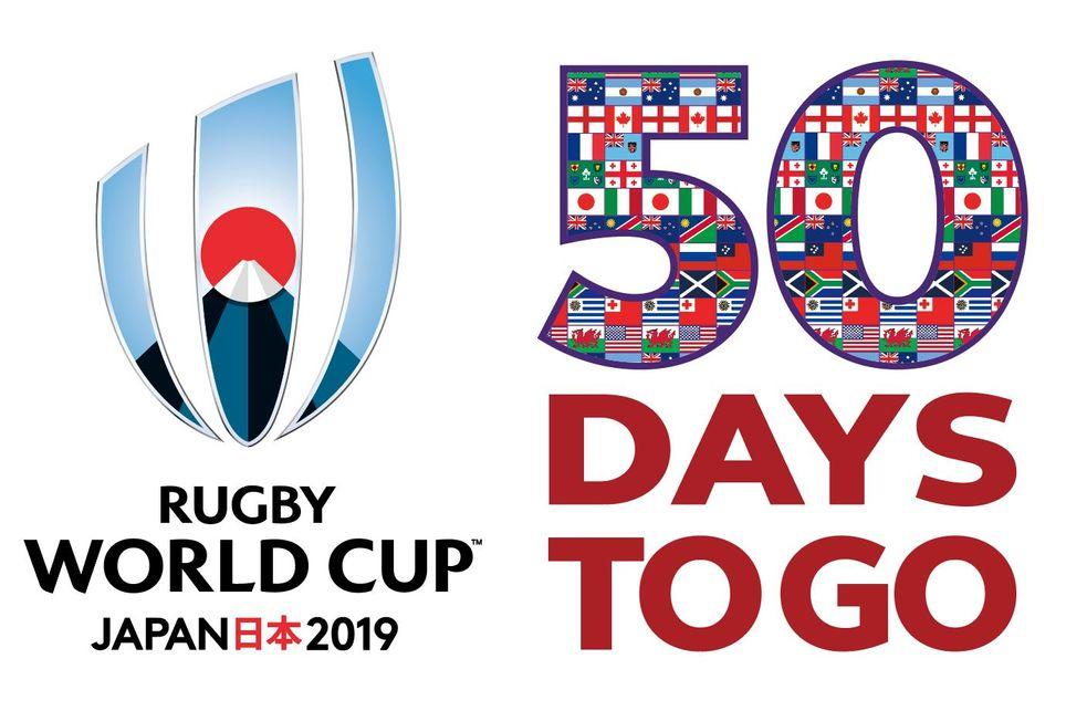 A 50 días de Rugby World Cup 2019