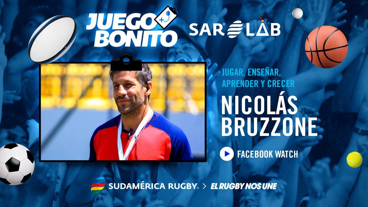 Juego Bonito | Nicolás Bruzzone