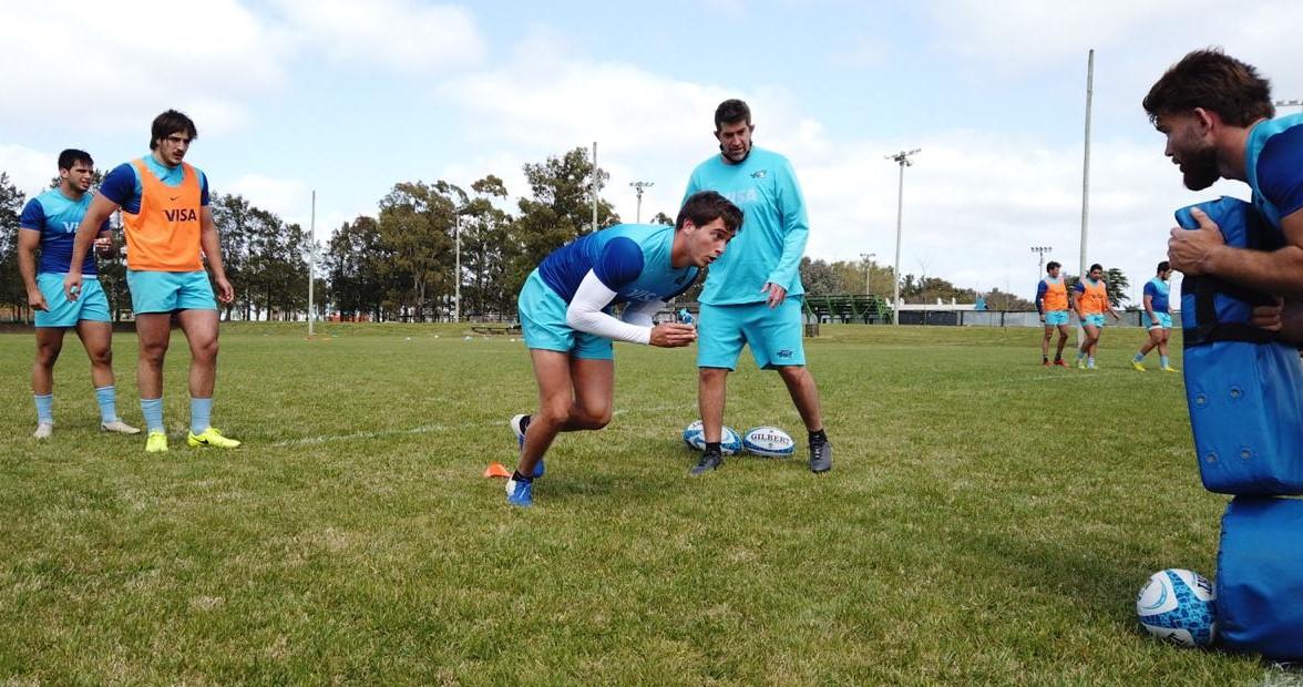 Argentina XV con plantel designado