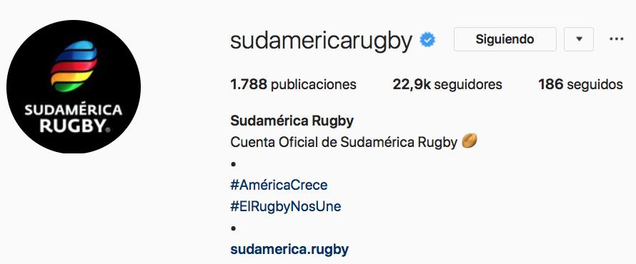 Crecen las redes de Sudamérica Rugby