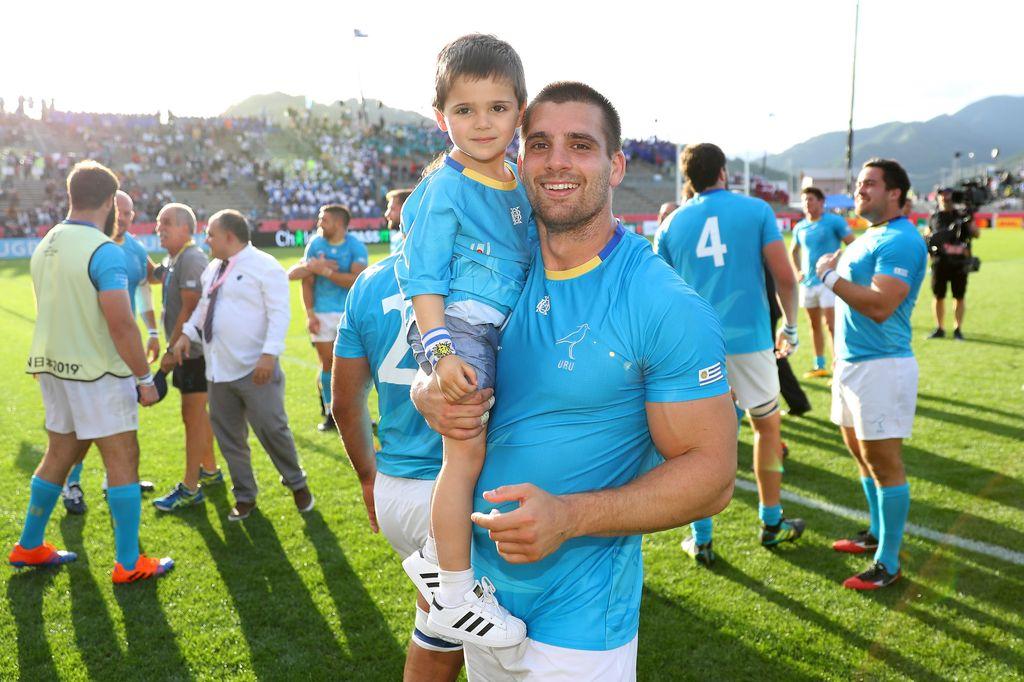 Nueva era del rugby uruguayo con Andrés Vilaseca de capitán